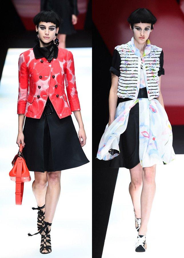 RT @fashionpressnet: ジョルジオ アルマーニ 18年春夏コレクションをレポート - 鮮やかな色彩が届ける春の香り - https://t.co/vyL0djRrTl https://t.co/IbxAEslM3L