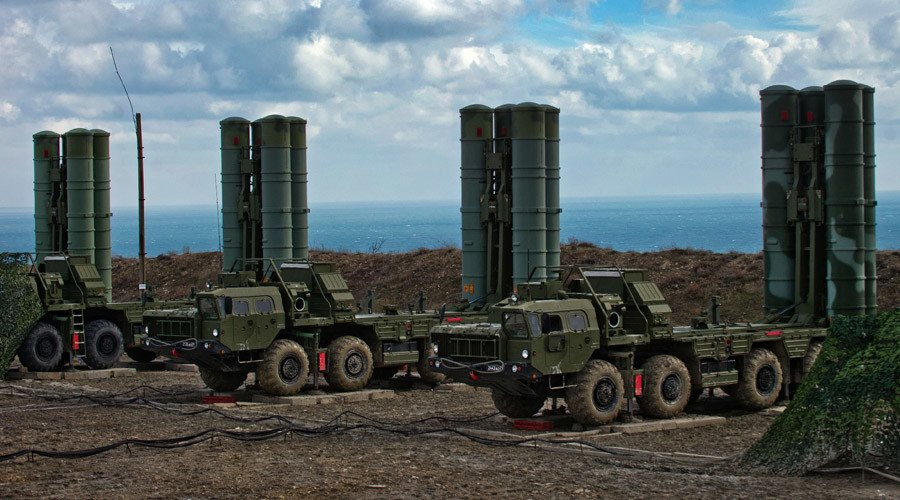 Turkey lists US planes & missiles that Russian-made S-400 SAMs 'can eliminate'