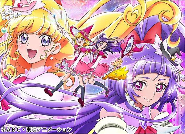TOKYO MXにて!!!毎週水曜日19:30〜20:00!!!『魔法つかいプリキュア!』再放送が始まります♡2017年