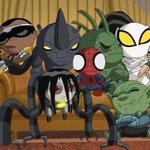 4 アメコミファン日本のアニメはほとんど見ていないアメコミではミュータントタートルズ2012 アルティメットスパイダーマ