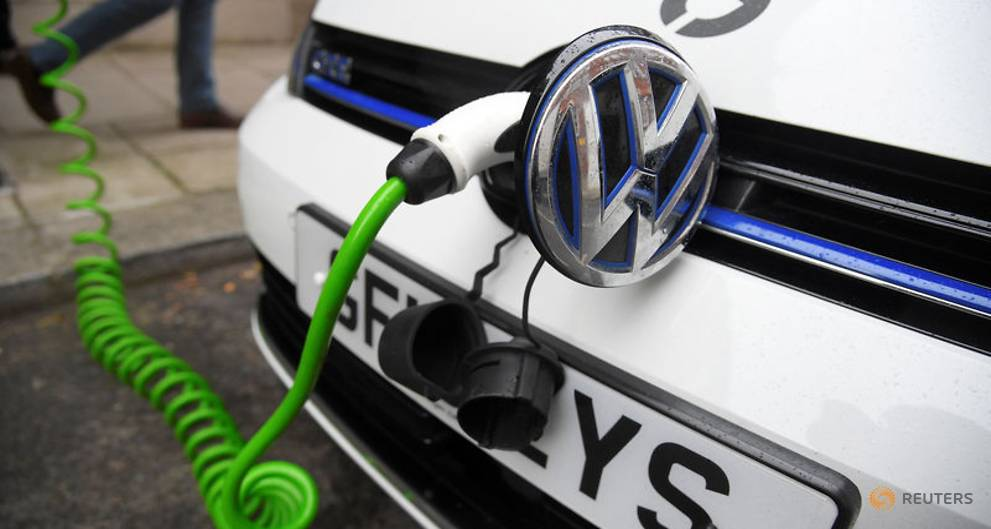 VW moves to secure cobalt supplies in shift to electric cars