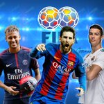 Neymar, Ronaldo, Messi calon Pemain Terbaik FIFA