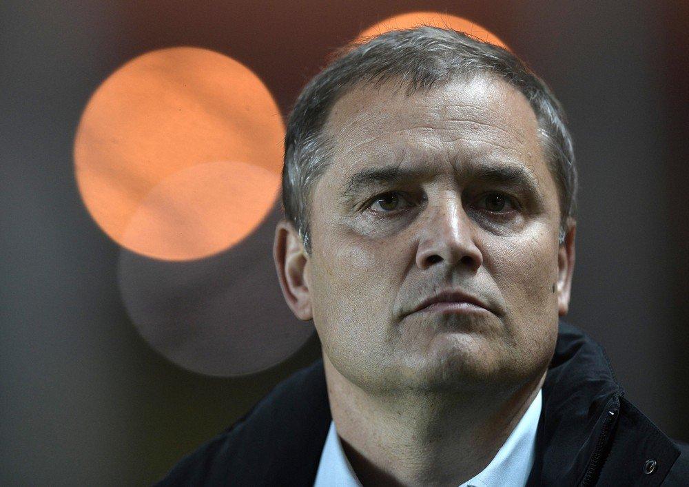 Após eliminação na Libertadores, Diego Aguirre pede demissão do San Lo...
