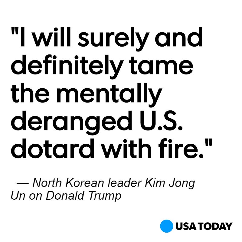 14 top #quotes from this week in news. (Yes, #DotardTrump made the list.)