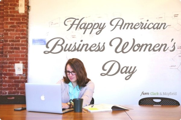 #AmericanBusinessWomensDay