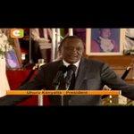 Kenyatta, Odinga share platform at a burial
