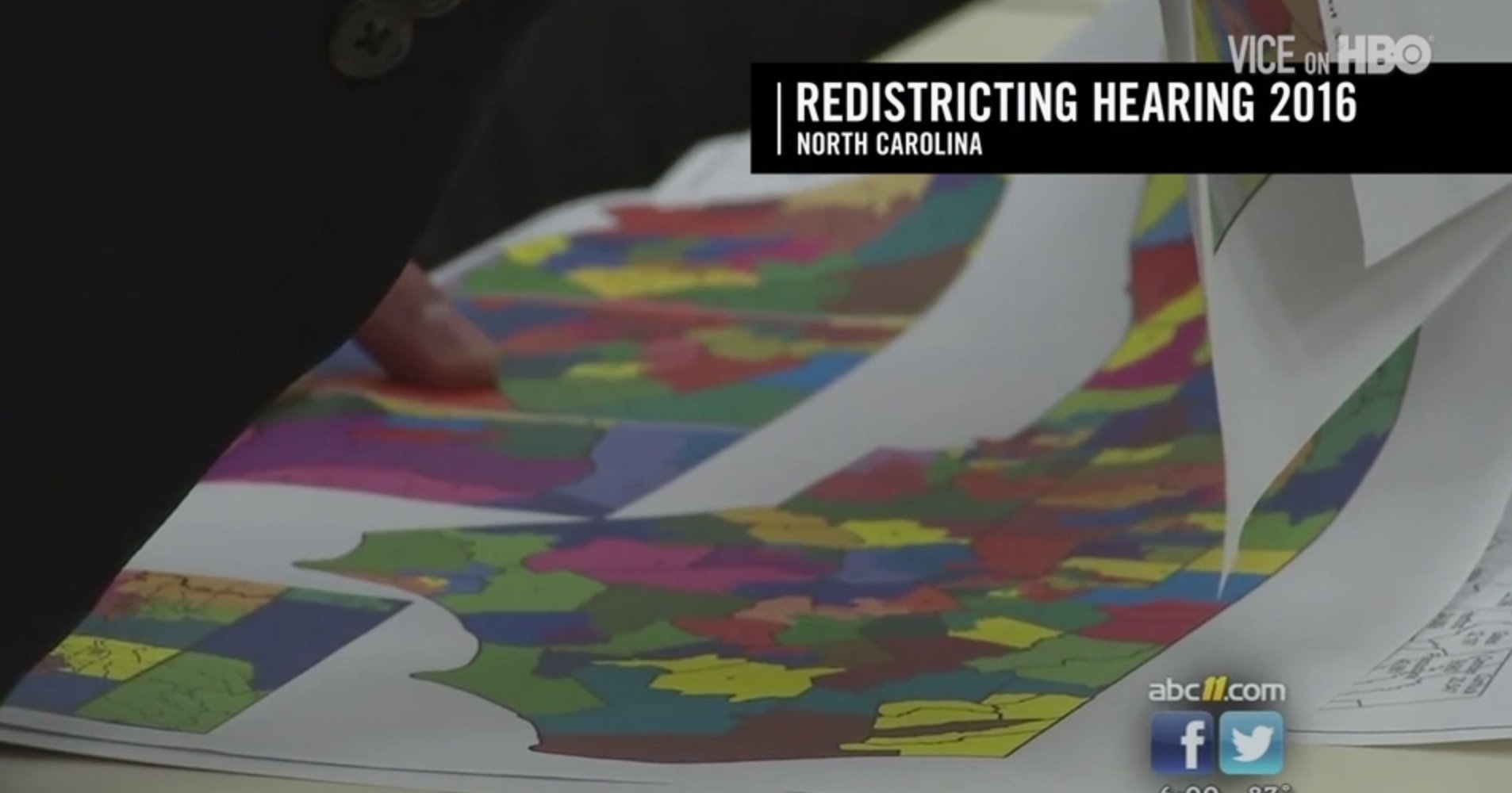 Asheville residents 'feel their voices have been eradicated by gerrymandering' #VICEonHBO https://t.co/btgvGvsD7Y