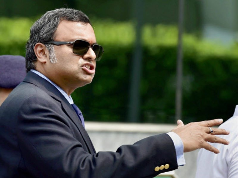 Karti closed many foreign accounts, shifted money CBI