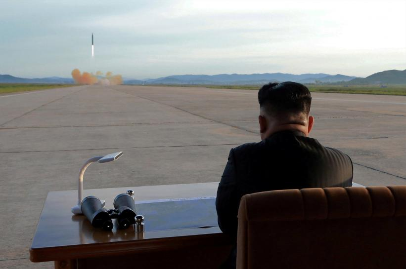 A North Korea nuclear test over the Pacific? Logical, terrifying