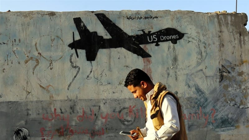 Trump looking to loosen Obama limits on drone strikes, US media reports have said