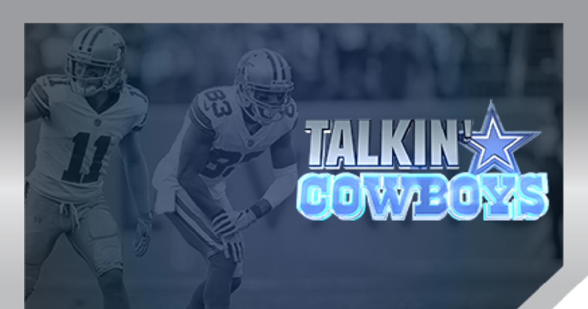 .@TalkinCowboys  got into who could have their best game against the Cardinals on MNF.   https://t.co/FRgDTfgKpw https://t.co/q85JG6cwtq