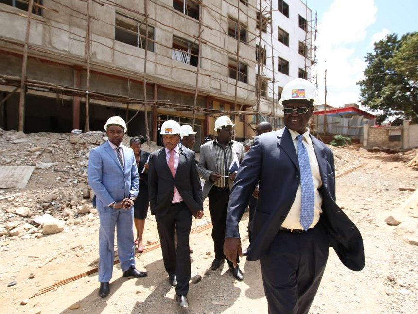 Meru County Hotel to be converted to offices for staff, Governor Kiraitu says