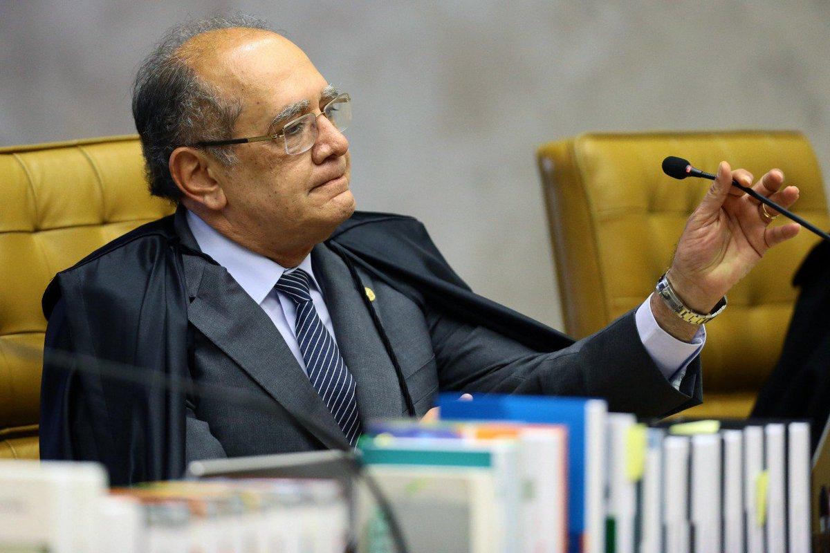 Gilmar Mendes é relator de habeas corpus de Joesley e Wesley Batista