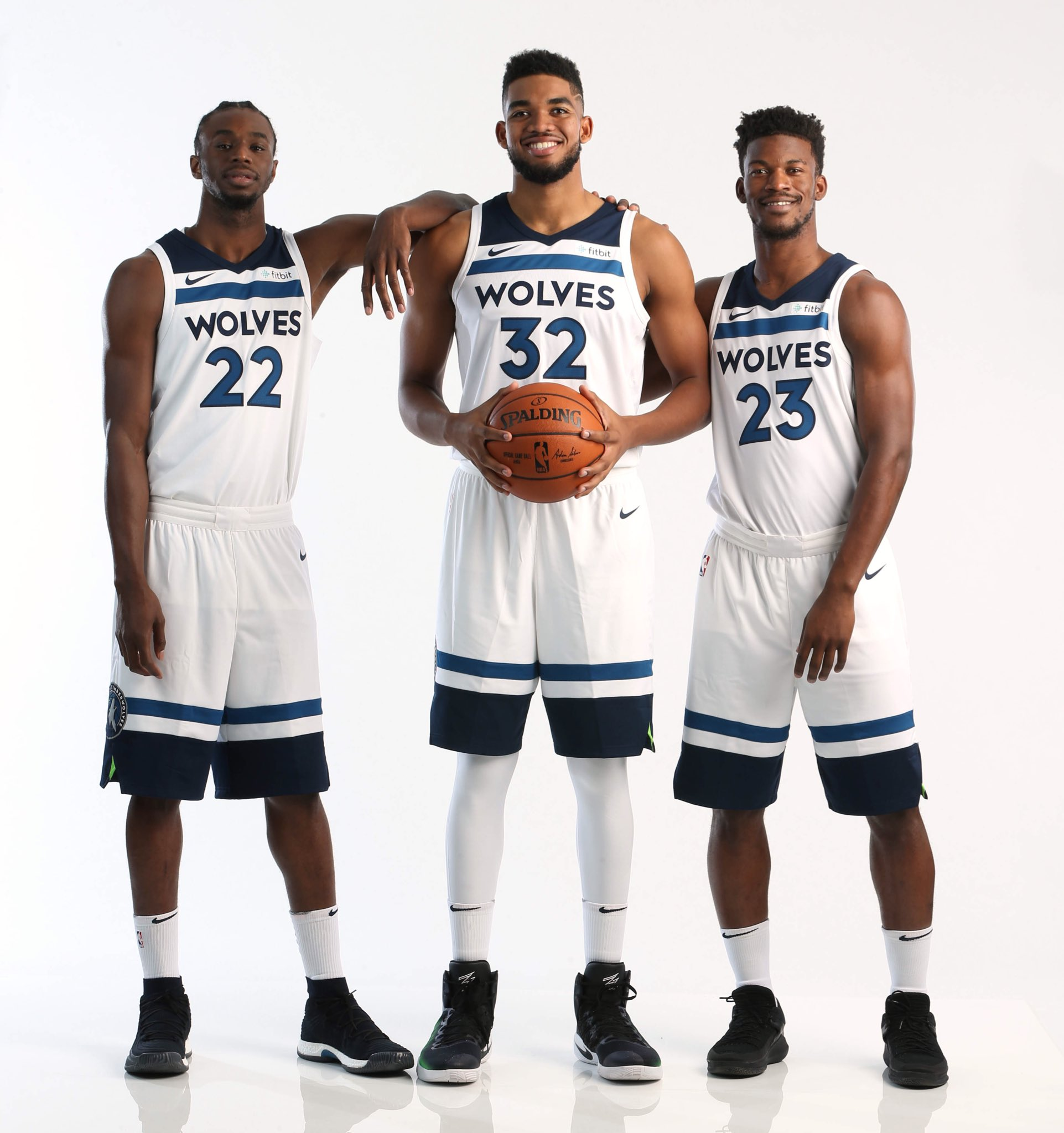 The Pack is Back!   #WolvesMediaDay #NBAMediaDay https://t.co/CwQA9DlvOI