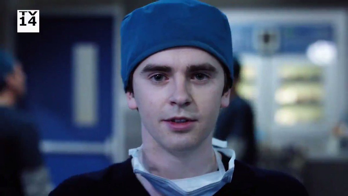 Sometimes our greatest heroes can come from anywhere. #TheGoodDoctor p...