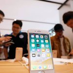 Around the world, a muted launch for Apple's iPhone 8