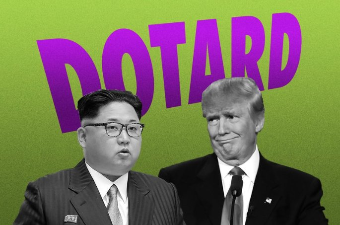 What the hell is a dotard, and what are Donald Trump and North Korea fighting about now? https://t.co/5ONG4BUXwx https://t.co/rXysd4Dk1i