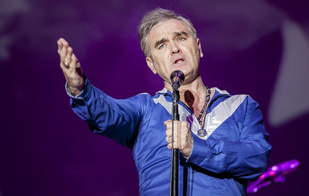 Morrissey announces US tour https://t.co/2451m4xTz5 https://t.co/QukNarl1VE