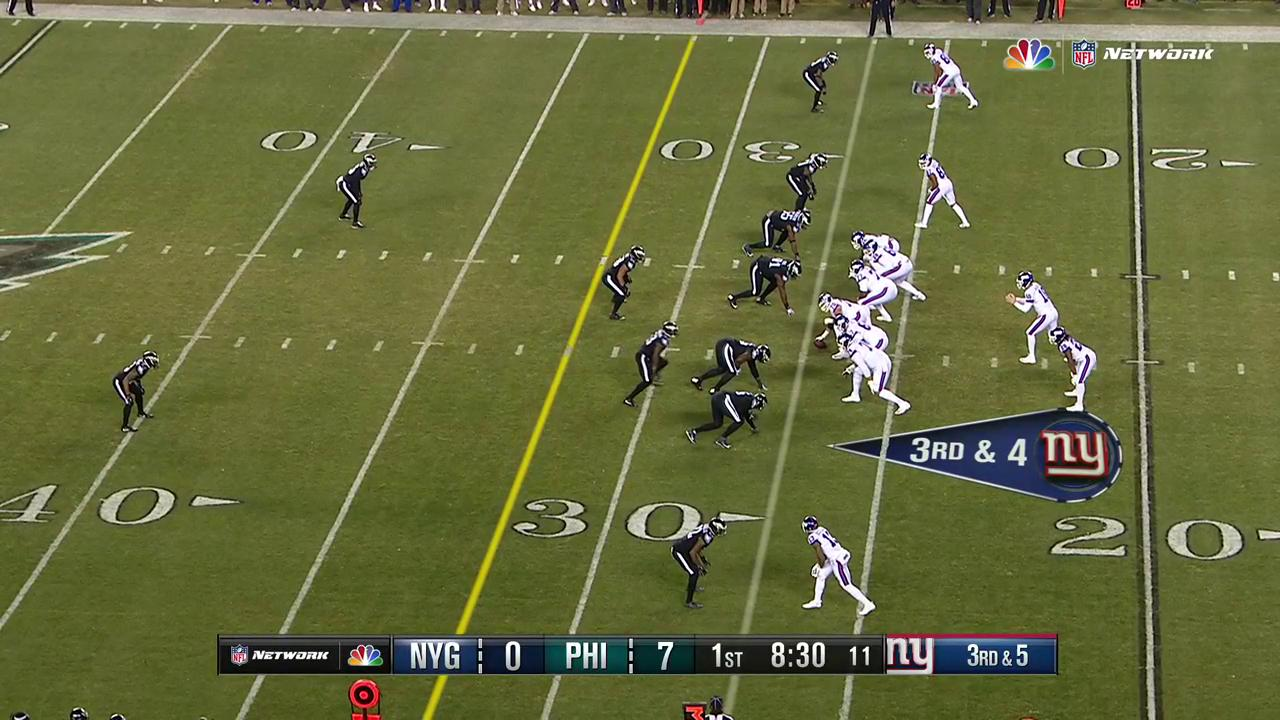 Last time the Giants came to town. #FlyEaglesFly https://t.co/pAmvAiumih