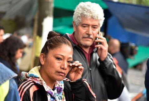 Día 4: La esperanza es lo último que se pierde https://t.co/KR0HDo0xBz #sismo #FuerzaMéxico https://t.co/iLZaWcGuVI