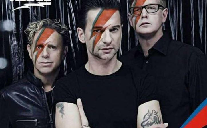 Depeche Mode lança cover maravilhoso (e emocionante) de 'Heroes', do David Bowie: https://t.co/BQojko7YXM https://t.co/VefXiho95r