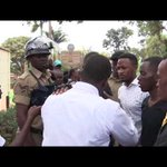 Makerere University Unrest over Detained Students
