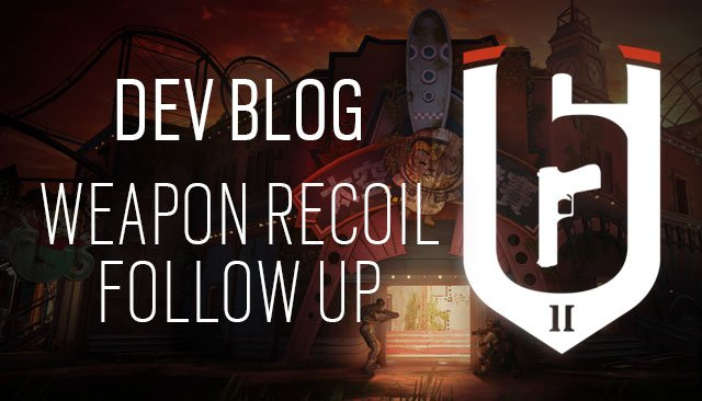 We have some news for our players on the topic of the new Recoil System.  Details: https://t.co/zWKq30S9vn https://t.co/by89A4U4tZ