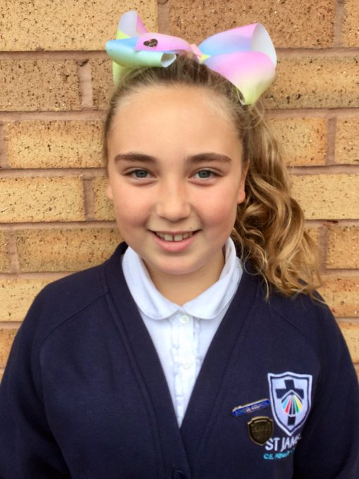 Here is our #headgirl https://t.co/tI24u6QbWn