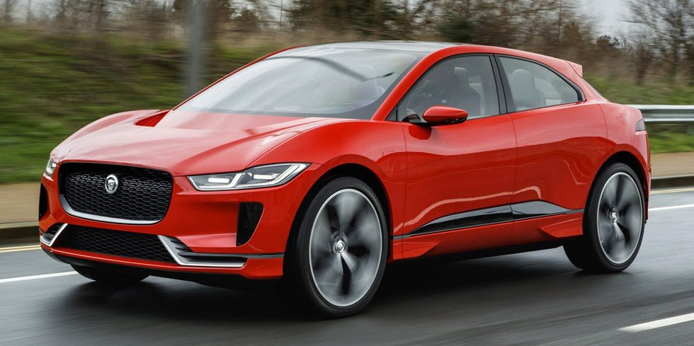 Jaguar I-Pace Platform Could Spawn New Electric Vehicles