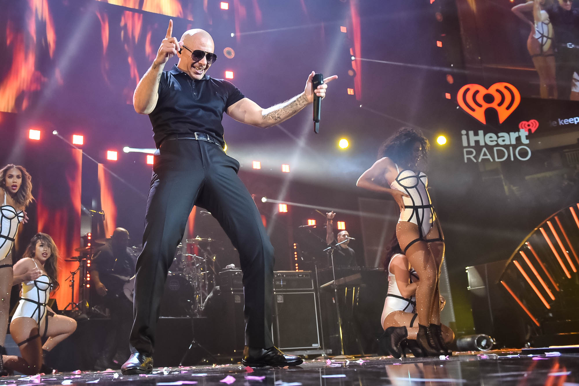 Energy always up at #iHeartFestival! Have fun in Vegas this year! https://t.co/YvDR5Hwqj8