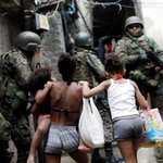 Brazil army deploys in Rio slum as drug-related violence worsens