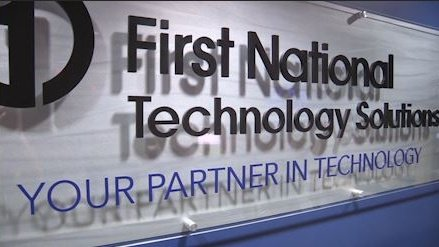 Omaha's downtown data center: First National Technology Solutions