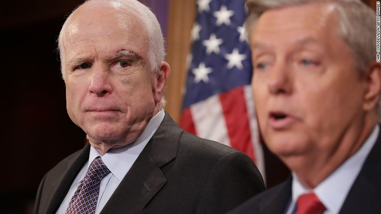 Looks like John McCain just killed Obamacare repeal, again | Analysis by @CillizzaCNN