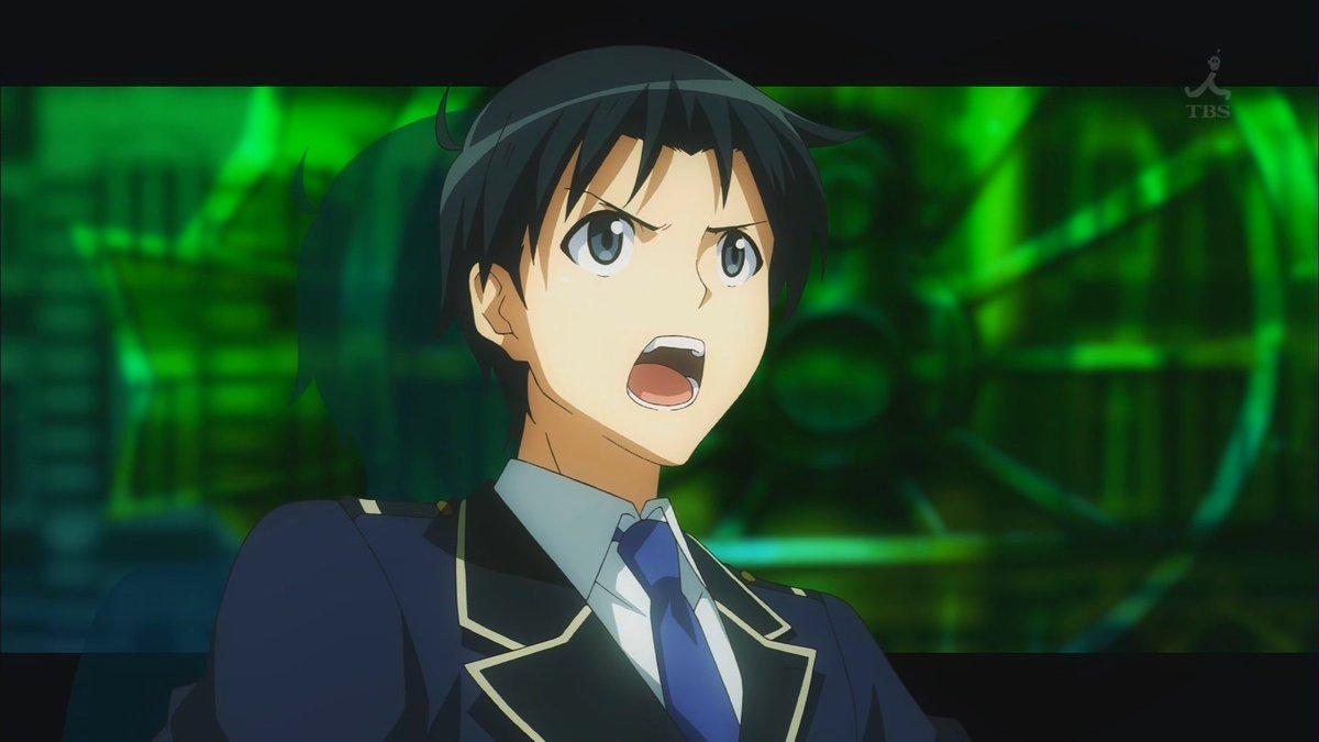 2.高山直人(RAIL WARS!)今日誕生日なんですって。制服姿がカッコよくて好き。