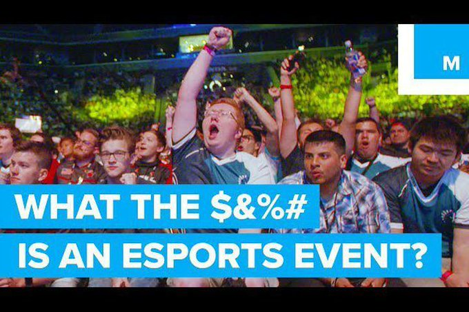 Esports events are taking over huge stadiums—and for good reason https://t.co/DzzLbZIMeM
