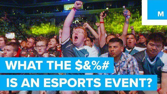 Esports events are taking over huge stadiums—and for good reason https://t.co/h9ZaAtytZ1 https://t.co/Cl6ei2zizb