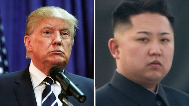 JUST IN Trump calls Kim Jong Un 'Little Rocket Man,' says he's going to 'handle' him