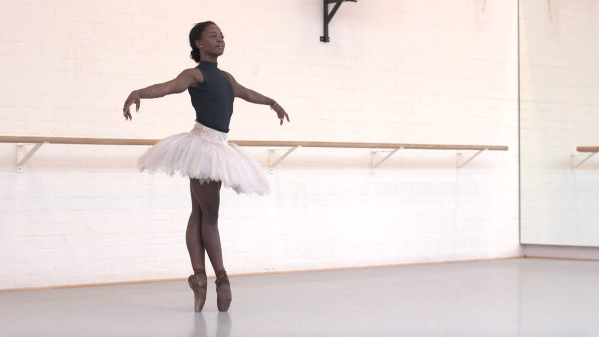 From war orphan to ballerina, @michdeprince shares her incredible story