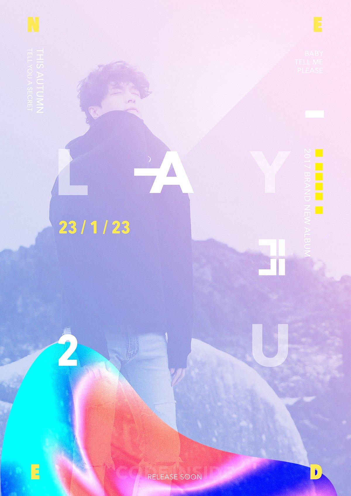 #LAY(#张艺兴) CODE - 2  #EXO(@weareoneEXO) https://t.co/ayYVv5uzog