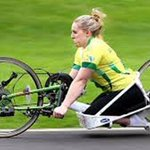 Bike stolen from three-time Paralympian