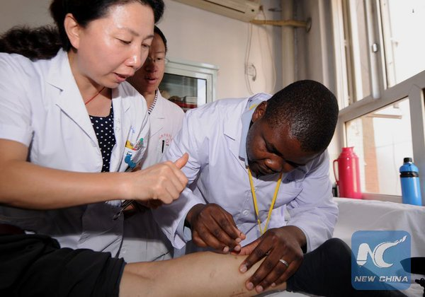 Mozambique to introduce Chinese acupuncture to public hospitals