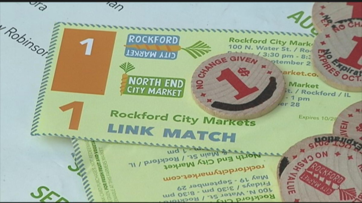 Rockford City Market sees rise in people using SNAP tokens