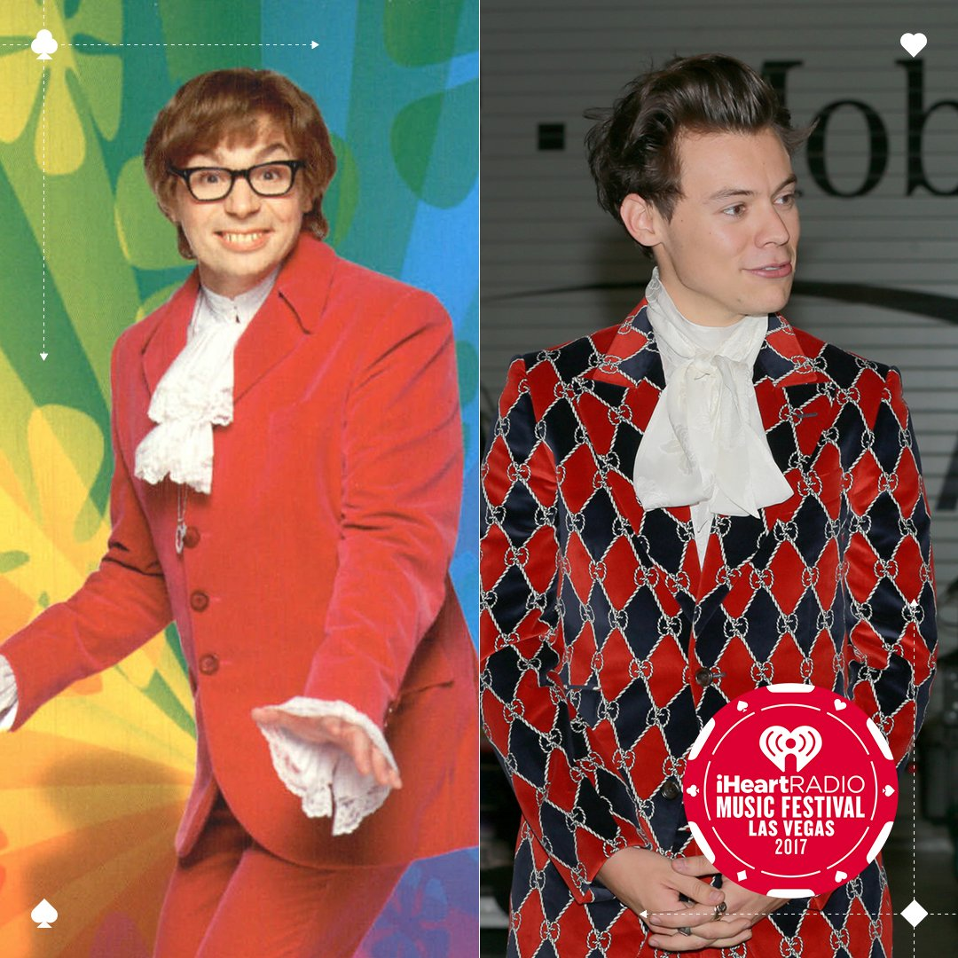 Who wore it better? Cast your vote with #iHeartFestival 👇