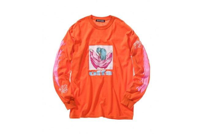 セレクトショップの「オフショア」、ドラゴンボールのブルマにフィーチャーしたTシャツ発売  #Tシャツ