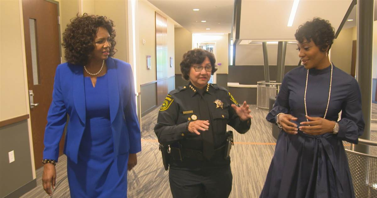For the first time, three women, all minorities, are in Dallas' top law enforcement jobs.
