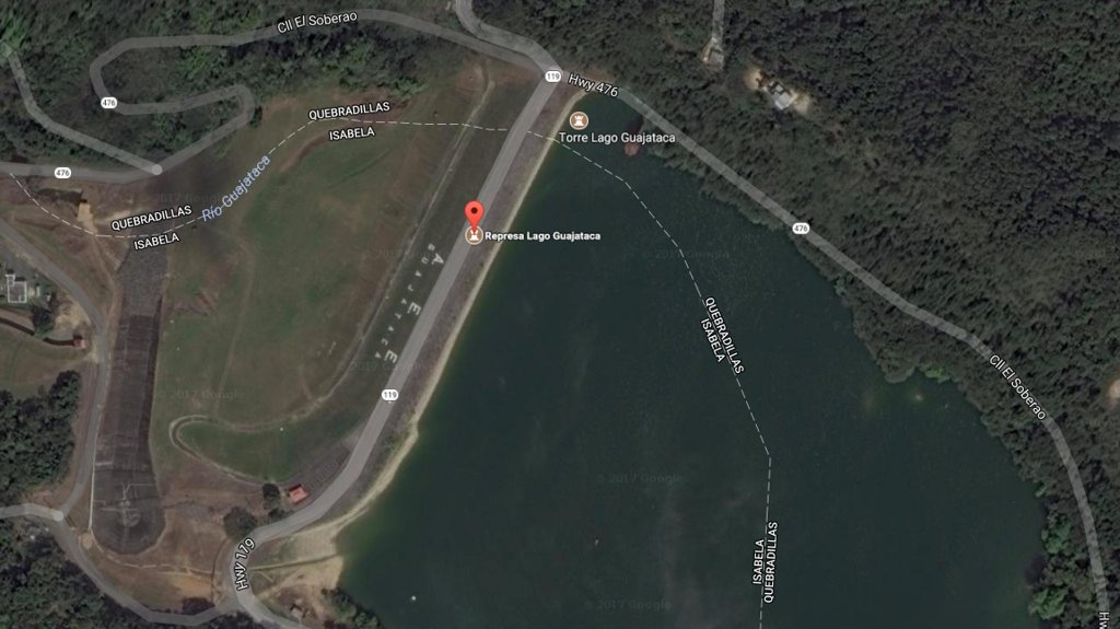 """Guajataca Dam failing in Puerto Rico, forcing """"extremely dangerous"""" situation"""