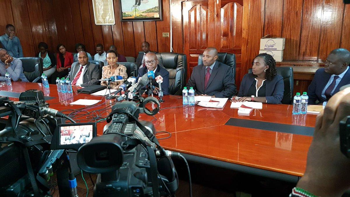 Uhuru in charge until next president sworn in: AG Muigai https://t.co/N0RBSZTqaj https://t.co/ZCCFDHoX8p