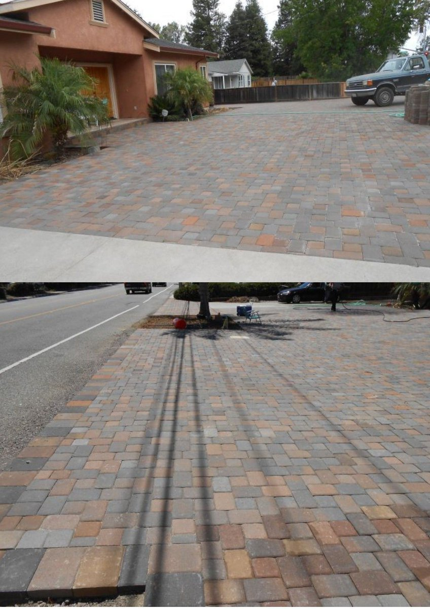 test Twitter Media - Finally we have the result of this #installation of #CharcoalTan #pavers! #Pleasanton #After #Construction #Driveway #EastBay #BayArea https://t.co/twtwIydC4p