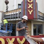 Roxy Theater to light up Art Deco marquee for 80th anniversary