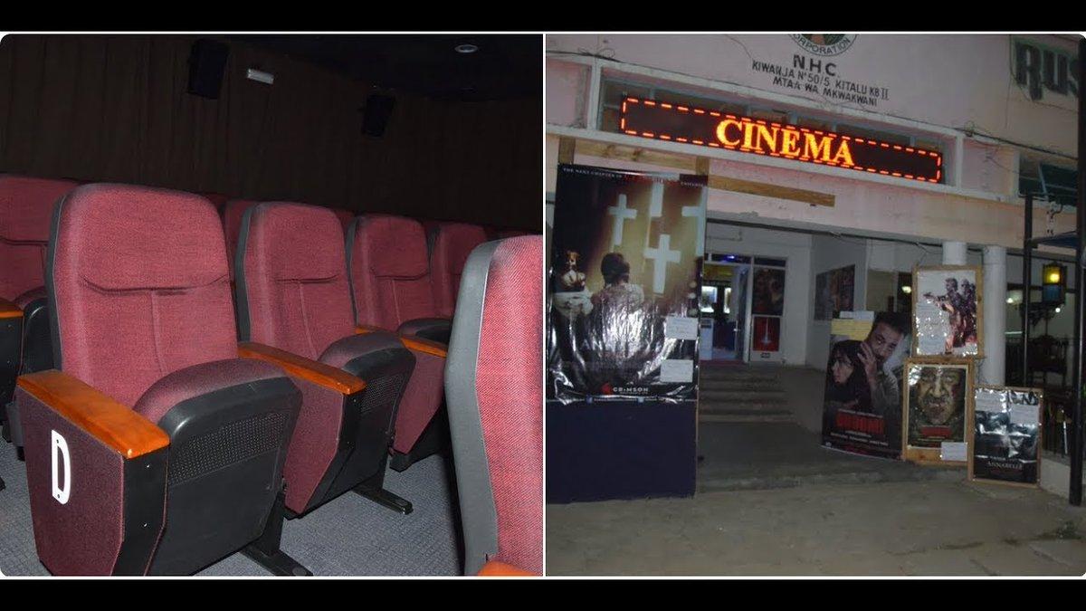 RC Tanga katuonesha Ukumbi wa Cinema mkubwa zaidi A. Mashariki